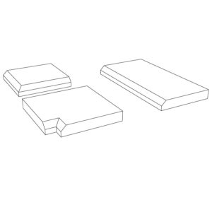 PC-572 Pool Coping