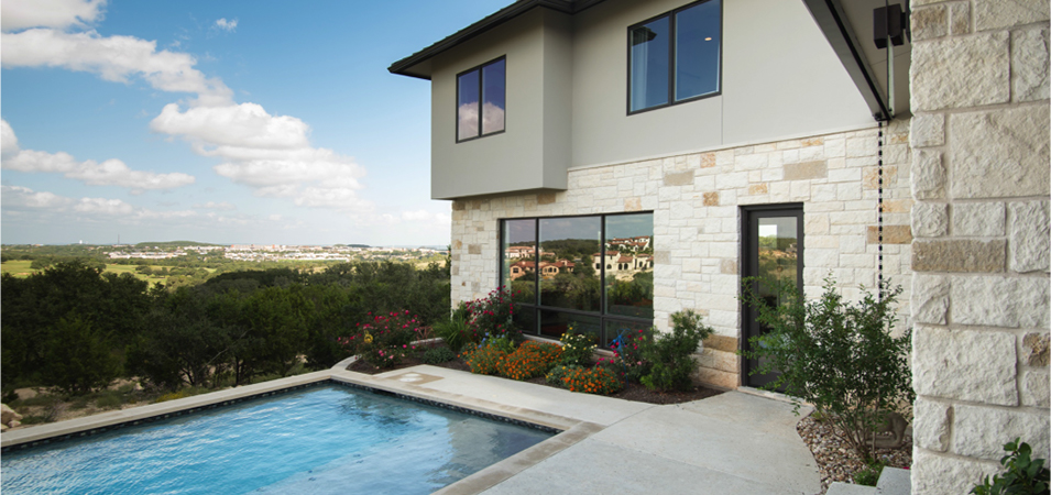 Pool an Exterior Tile