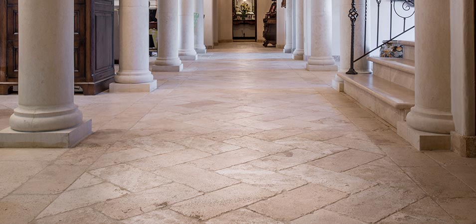 Travertine Patios Pavers Decking Gallery Baker S