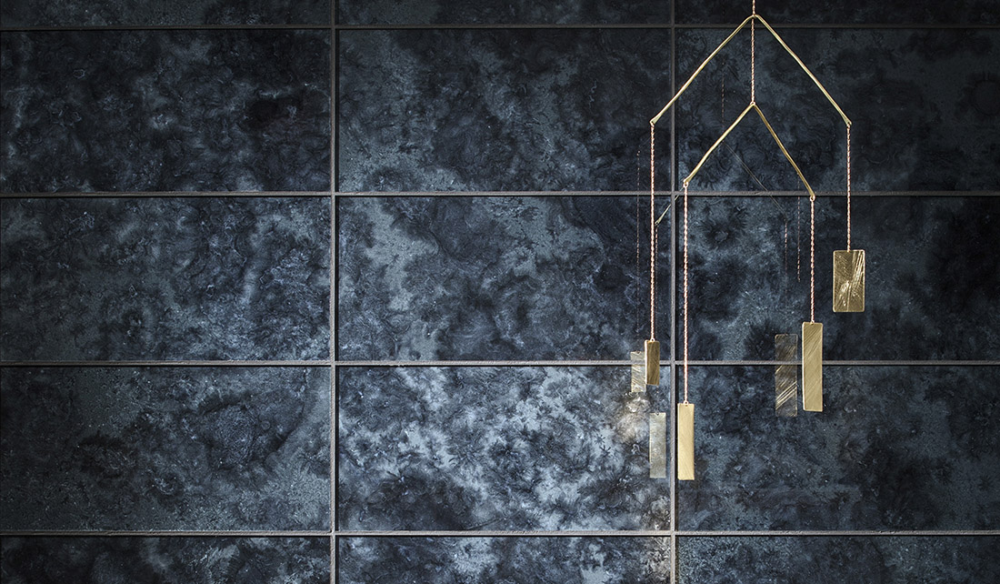 Oceanside Glass Tile - Devotion Nocturne