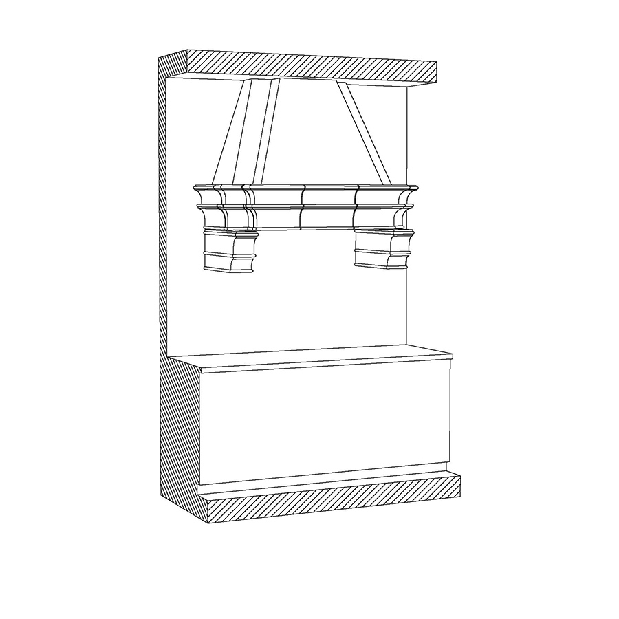 KH-503-1 Kitchen Hood