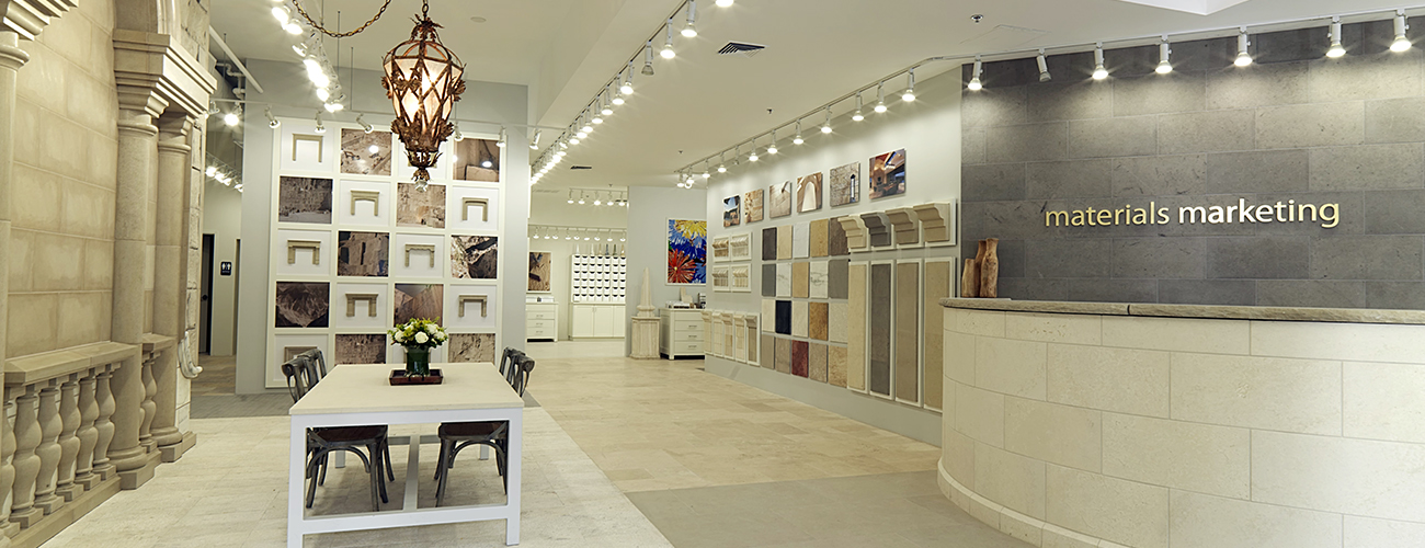Materials Marketing Denver Showroom